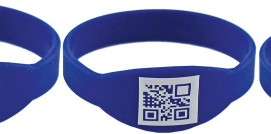 Silikon-Eintrittsband-QR-SBQR-00-PDJ-I