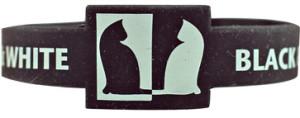 Bild Eintrittsband Silikon Form quadratisch