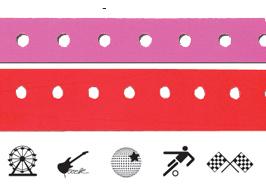 Kunstoff-Armbänder