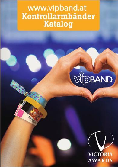 Online Katalog VIP Eintrittsbänder